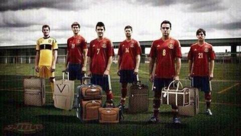 La Roja: mejores memes e imágenes de WhatsApp de la eliminación de España en el Mundial de Brasil.