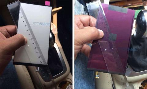 iPhone 6 de 5.5 pulgadas: supuesto panel LCD retroiluminado