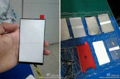 iPhone 6 4.7 pulgadas panel LCD
