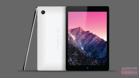 Se desvela la nueva tablet Nexus 9 Volantis de Google, fabricada por HTC.