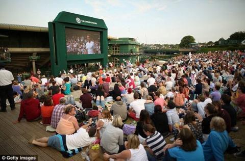 Wimbledon y Twitter