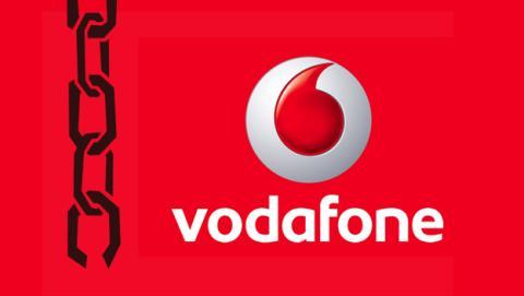 Vodafone permitirá liberar móviles bloqueados desde julio