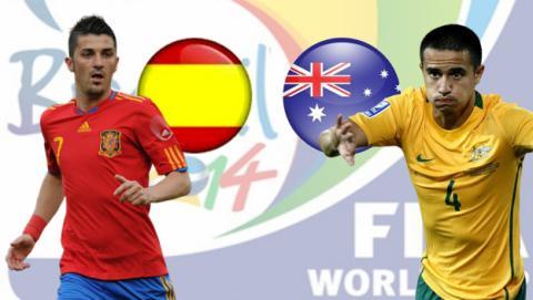 España - Australia