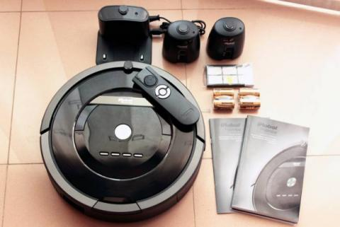 Accesorios de Roomba 800