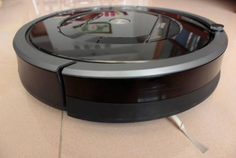 Roomba 880 parachoque soft-touch