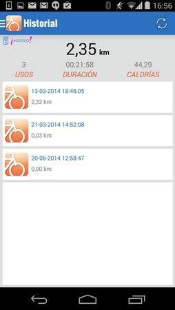 App BiciMAD