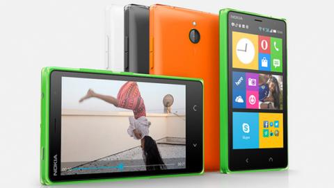 Nokia presenta el Nokia X2, su nuevo smartphone con Android