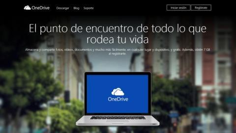 OneDrive aumenta el espacio gratuito a 15 GB, baja un 70% sus precios.
