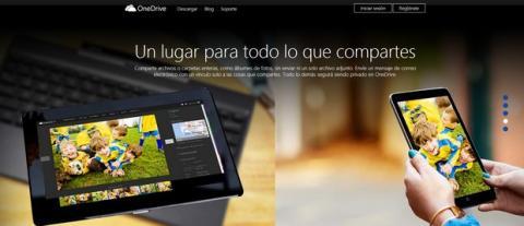 OneDrive con 15GB gratis, baja los precios