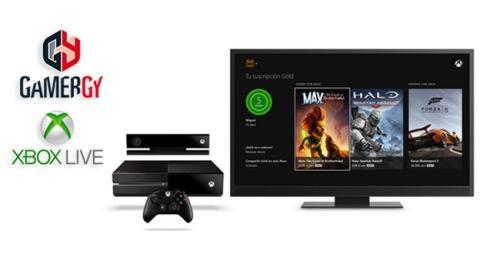 Microsoft y Gamergy ofrecen Xbox Live Gold gratis durante 15 días y juegos gratuitos en Xbox One.