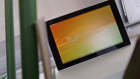 Sony Xperia Tablet Z2, calidad hasta bajo el agua
