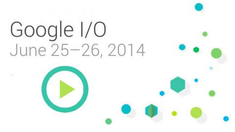 Google I/O 2014 en streaming