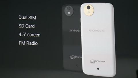 Google presenta Android One el proyecto con el que llegará a todo el mundo