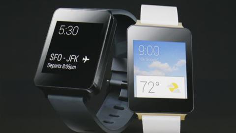 LG G Watch, hoy a la venta en Google Play