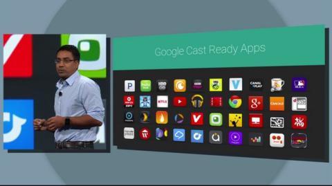 Chromecast actualización