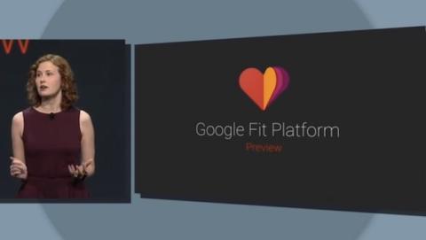 Google introduce Google Fit
