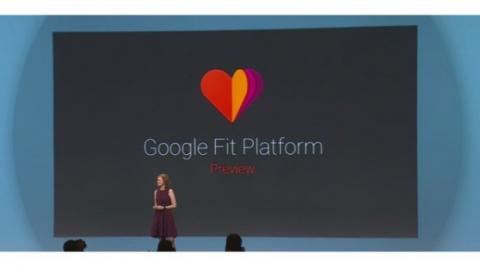 Google presenta Google Fit