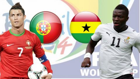 Portugal - Ghana