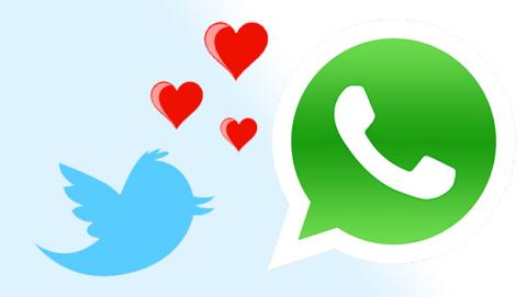 WhatsApp integrado en Twitter: ¿fake o realidad?