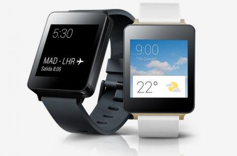 LG G Watch en Google Play