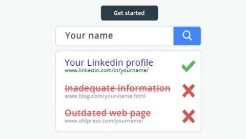 Localizar información en Google
