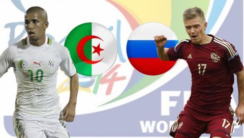 Argelia - Rusia
