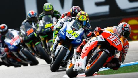Dónde ver online Moto GP : Gran Premio de Holanda 2014