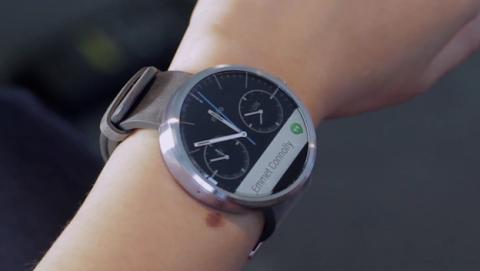 Motorola lanza nuevo vídeo del Moto 360