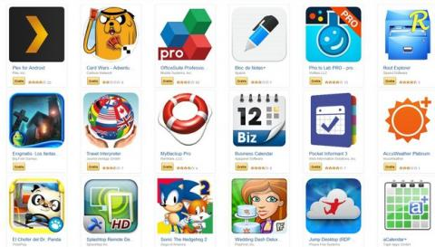 Tienda App de Android de Amazon apps gratis