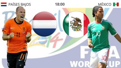 Holanda - México online