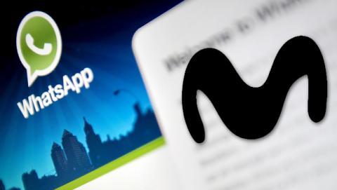 Whatsapp teleoperadoras