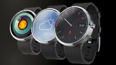 Menos de 25% de smartphones Android serán compatibles con los relojes inteligentes con Android Wear.