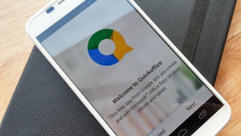 QuickOffice app desaparecerá de Play Store