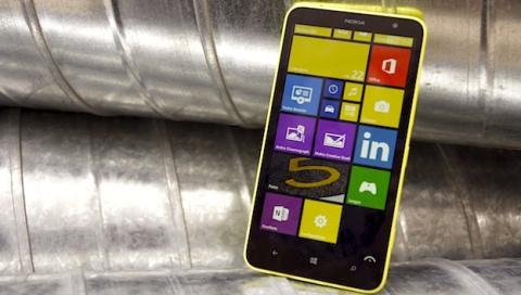 Nokia Lumia 1320: Cuando el tamaño si importa