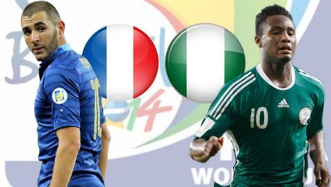 Francia - Nigeria