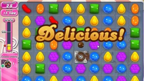 Una mujer de 45 años robó más de 1000 libras a su madre discapacitada para jugar al Candy Crush Saga, y otros juegos online.