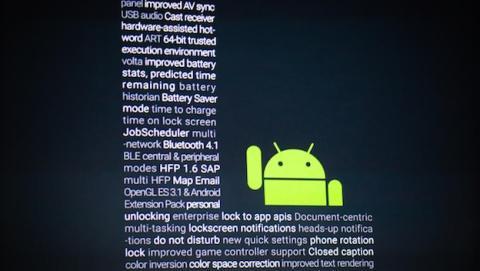 Google presentó Android L en I/O 2014