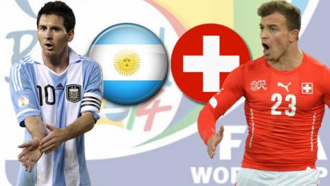 Argentina - Suiza