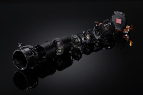 Canon PowerShot G1 X Mark II Distancias focales