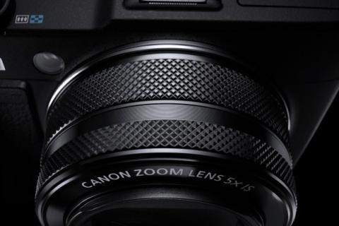 Canon PowerShot G1 X Mark II Anillos