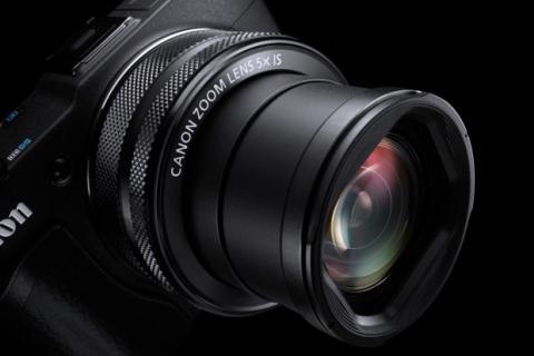 Canon PowerShot G1 X Mark II Óptica