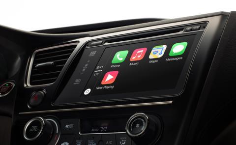 automóviles carplay apple