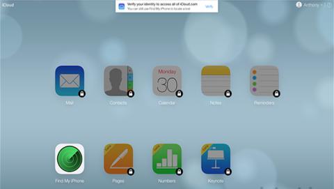 Apple refuerza seguridad iCloud.com