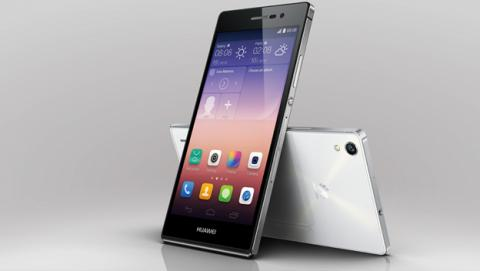 Ascend P7: precio con Movistar, Vodafone, Orange y Yoigo