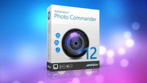Ashampoo Photo Commander 12, el organizador de fotos más completo. Reserva antes del 13 de julio con un 40% de descuento.