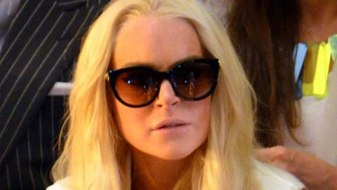 Lindsay Lohan GTA V