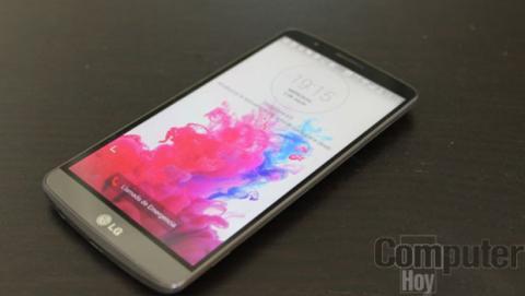 LG G3 pantalla QHD