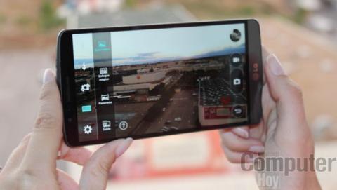 LG G3 modos camara