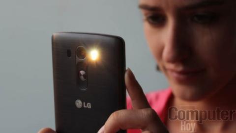 LG G3 flash