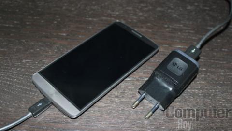 LG G3 batería cargador